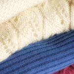 カーディガンの洗濯頻度はどれぐらい?