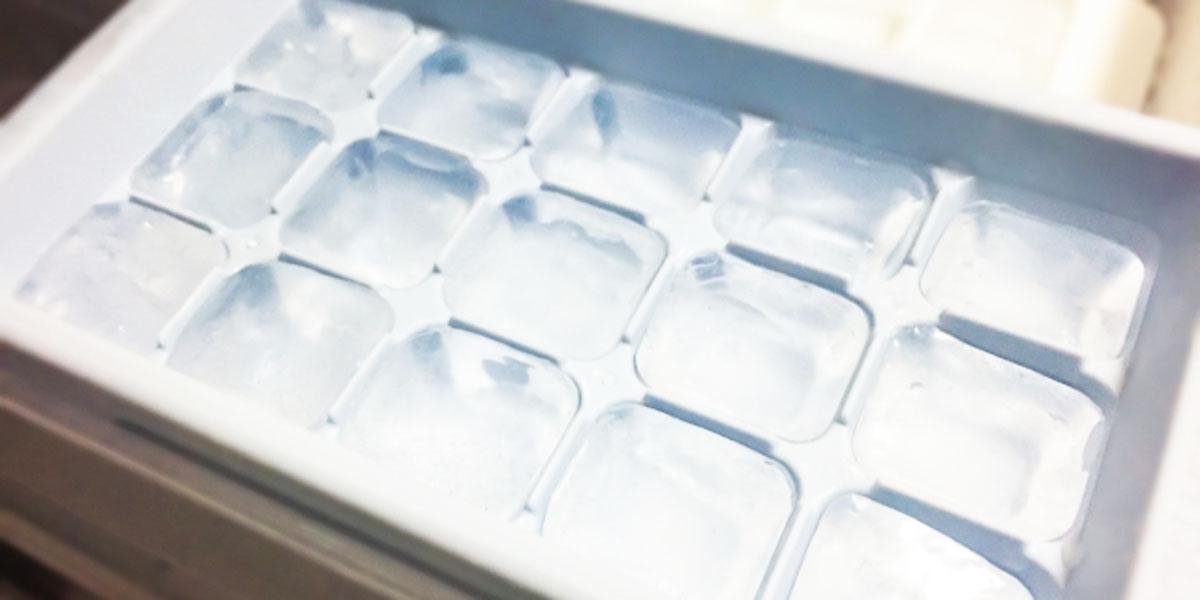 冷蔵庫の氷が臭い原因とは?