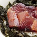 マグロの刺身が黒い!変色しても食べれるの?