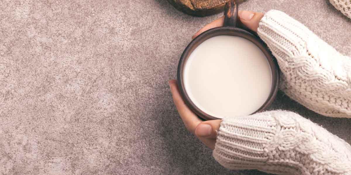 牛乳を温めるとできる膜の名前とは?