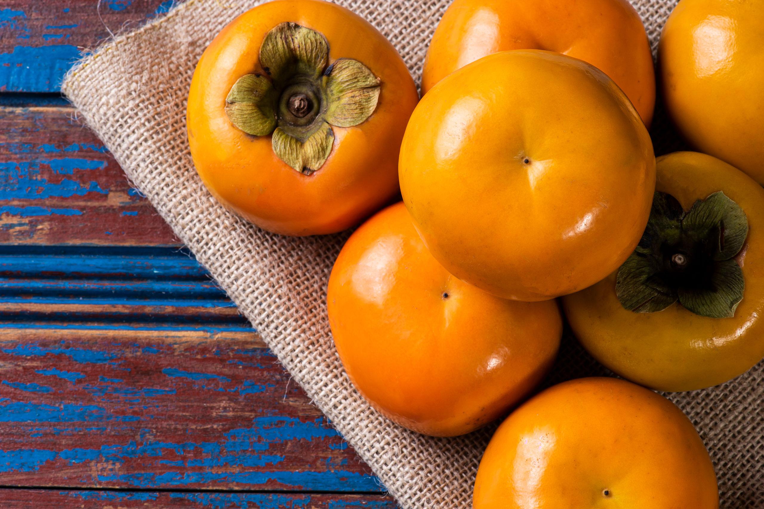 柿の1番よい食べごろは?
