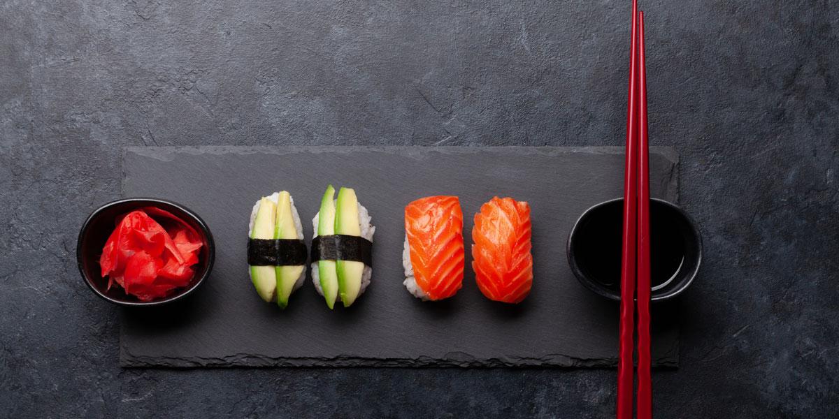 お寿司一貫とは何個のこと?