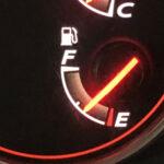 代車のガソリンが満タンじゃない!